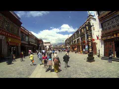 Tibet Mount Kailash en Lhasa 2014