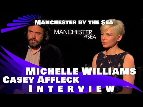 Manchester by the Sea - Casey Affleck and Michelle Williams Interview