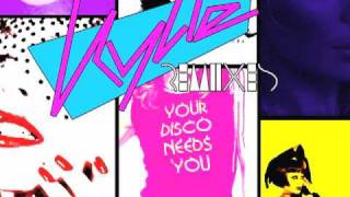 Burning Up (Mike Danavan's Smokin' Dildo Mix) -Kylie Minogue