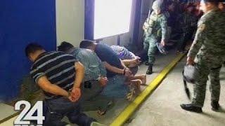 Apat na pulis-Makati na nangidnap at nangikil daw sa isang magkasintahan, arestado