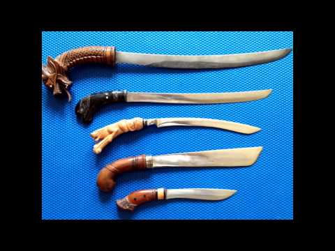 10 Most Popular Indonesian Traditional Weapons