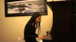 amazing love hillsong cover Brenda Pons