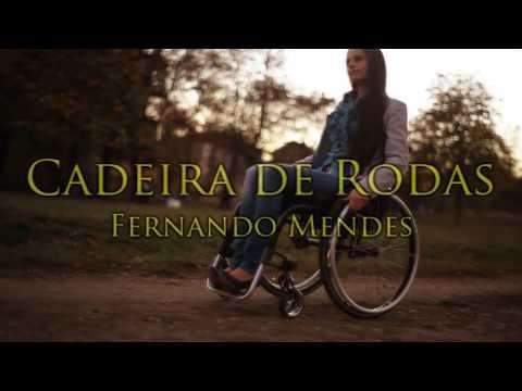 Karaoke Cadeira de Rodas - Fernando Mendes