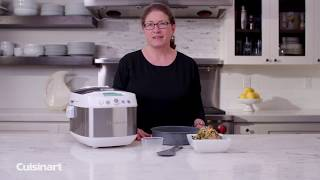 Cuisinart® Demo | Cuisinart® Rice and Grains Multicooker