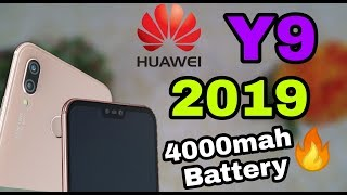 Huawei Y9 2019 Specs, Display & First look | Technology For U