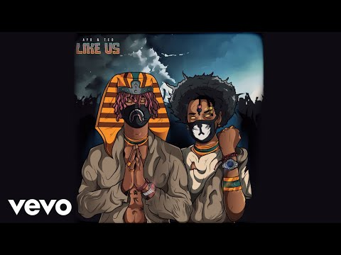 Ayo & Teo - Like Us (Audio)