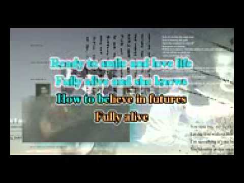 FULLY ALIVE Karaoke - Instrumental
