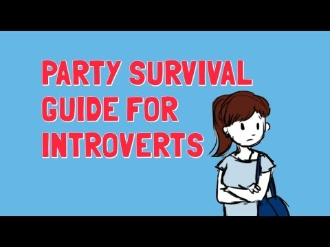 Party Survival Guide for Introverts