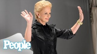 Carolina Herrera On Dressing Melania Trump, Emmy Rossum On The Iconic Designer | People NOW | People