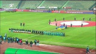 ملخص وأهداف مباراة الأهلي 2 - 1 مصر المقاصة | الجولة الـ 19 الدوري المصري