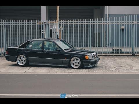 Mercedes Benz W201 190E 2.6 1993 // Adrian's Retro Companion
