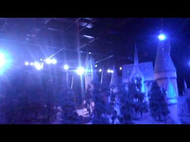 Making Of Harry Potter - Maquete de Hogwarts Vídeos De Viagens