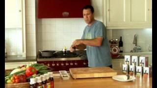 Zucchini-mushroom Pasta Recipe