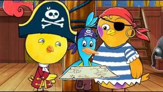 Чирп 05  Корабль призрак, мультфильмы для детей на русском языке Chirp
