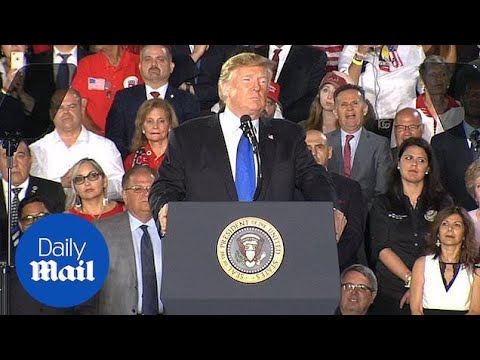 Trump calls out 'failed dictator' Maduro during speech in Miami Mp3
