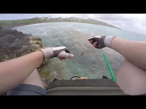 Culebra, Puerto Rico Shore Fishing