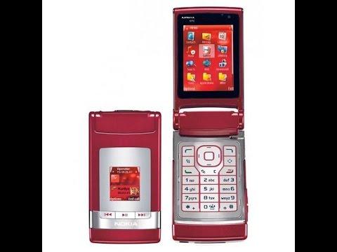 Замена шлейфа на Nokia N76