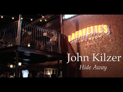 "John Kilzer (Live Performance)  ""Hide Away"" Mp3"