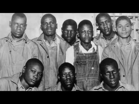 Wrongfully Convicted 3312: The Scottsboro Boys