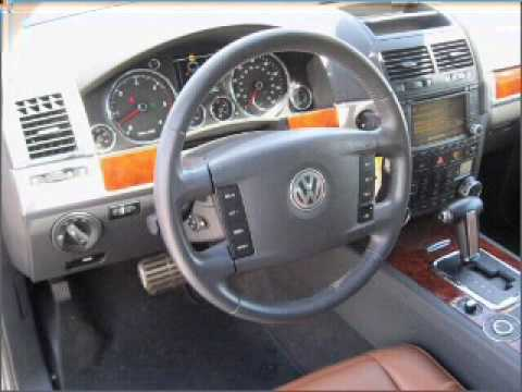 2006 Volkswagen Touareg - Elk Grove CA