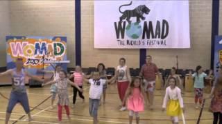 Ardoyne Youth Jamaican Fusion Dance - WOMAD Ballymena Gala