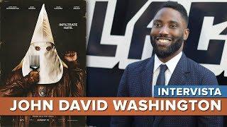 Incontro con John David Washington - #Interviste