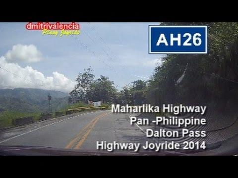 Pinoy Joyride - AH26 Maharlika Hwy/Dalton Pass Joyride 2014 (v2)