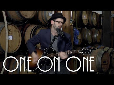 ONE ON ONE: Tony Lucca January 19th, 2015 City Winery New York Full Session