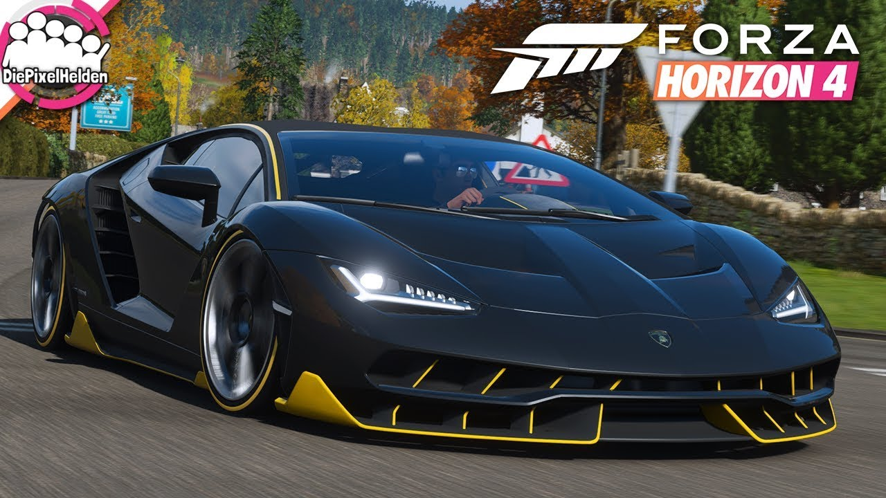 Forza Horizon 4 15 Der 1500ps Lamborghini Ist Wieder Da Let S