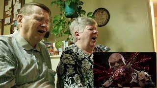 My Elderly Parents React to Mortal Kombat 11 Fatalities