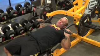 Lee Priest and Powertec