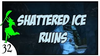 Shattered Ice Ruins Jumping Puzzle Ep032 JWT Guild Wars