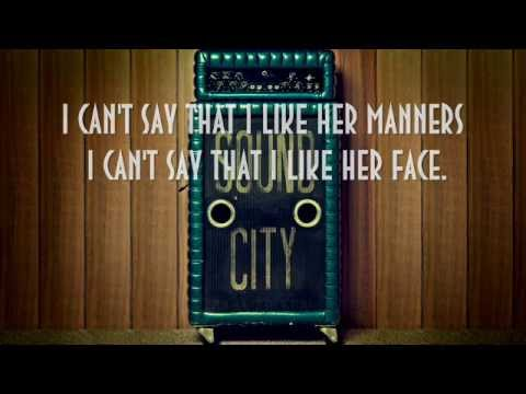 Sound City -The Man That Never Was(Lyrics on Screen)