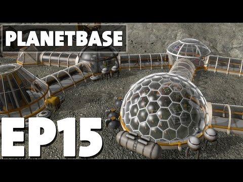 Let's Play Planetbase Episode 15 - Don't Starve - Version 1.0.4