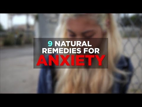 9 Natural Anxiety Remedies | Health
