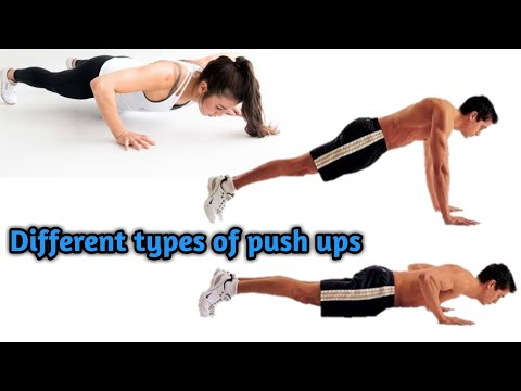 different-types-of-push-ups