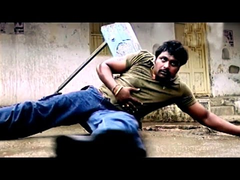 Ashok Action Scenes - Panda Kicked By...