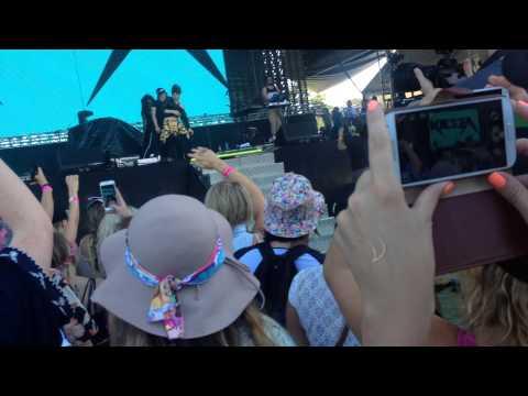 Kiesza-Future Music Festival Perth-Hideway Live