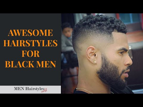 55 Awesome Hairstyles For Black Men Men Hairstyles World
