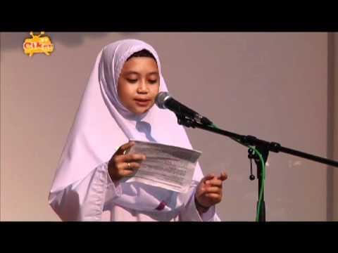 Pertandingan pidato Sekolah-Sekolah Rendah Swasta Senegara 2011