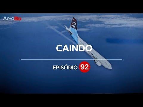 EU SENTI QUE O AVIÃO ESTAVA CAINDO!!! EP #92