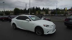 Acura of Lynnwood - 700300 2015 Lexus IS350 F-Sport