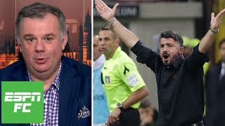 Napoli gets late draw with Roma, AC Milan edges Sampdoria   Serie A Analysis