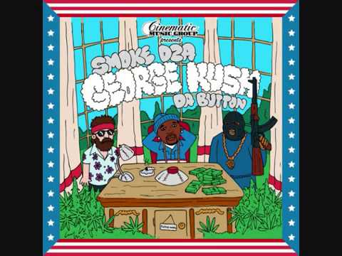 Smoke DZA - Continental kush breakfast