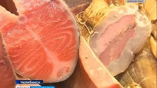 Рыбные деликатесы Сахалина и Камчатки