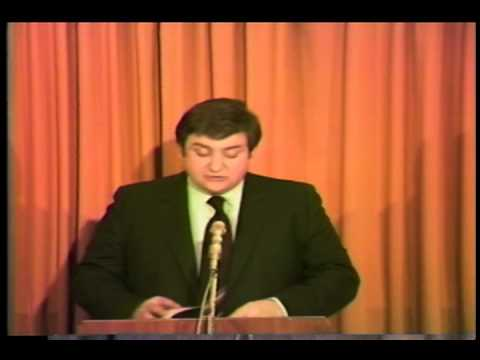 Law Society of Upper Canada - March 1981 Special Lectures - Edward Greenspan