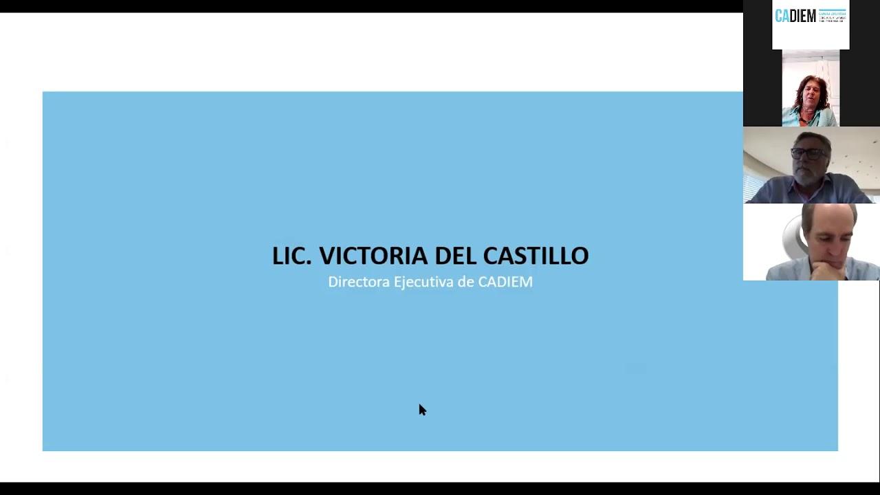 """""""La visión de los sectores"""" Parte I por Jorge Cherro, Presidente de ADECRA+CEDIM"""