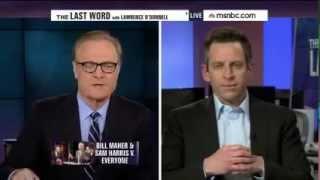 Sam Harris & Lawrence O'Donnell on Islam Debate