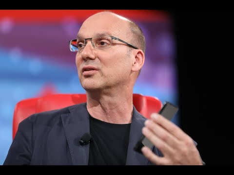 Andy Rubin, creator of Android, debuts his new Essential Phone | Code 2017