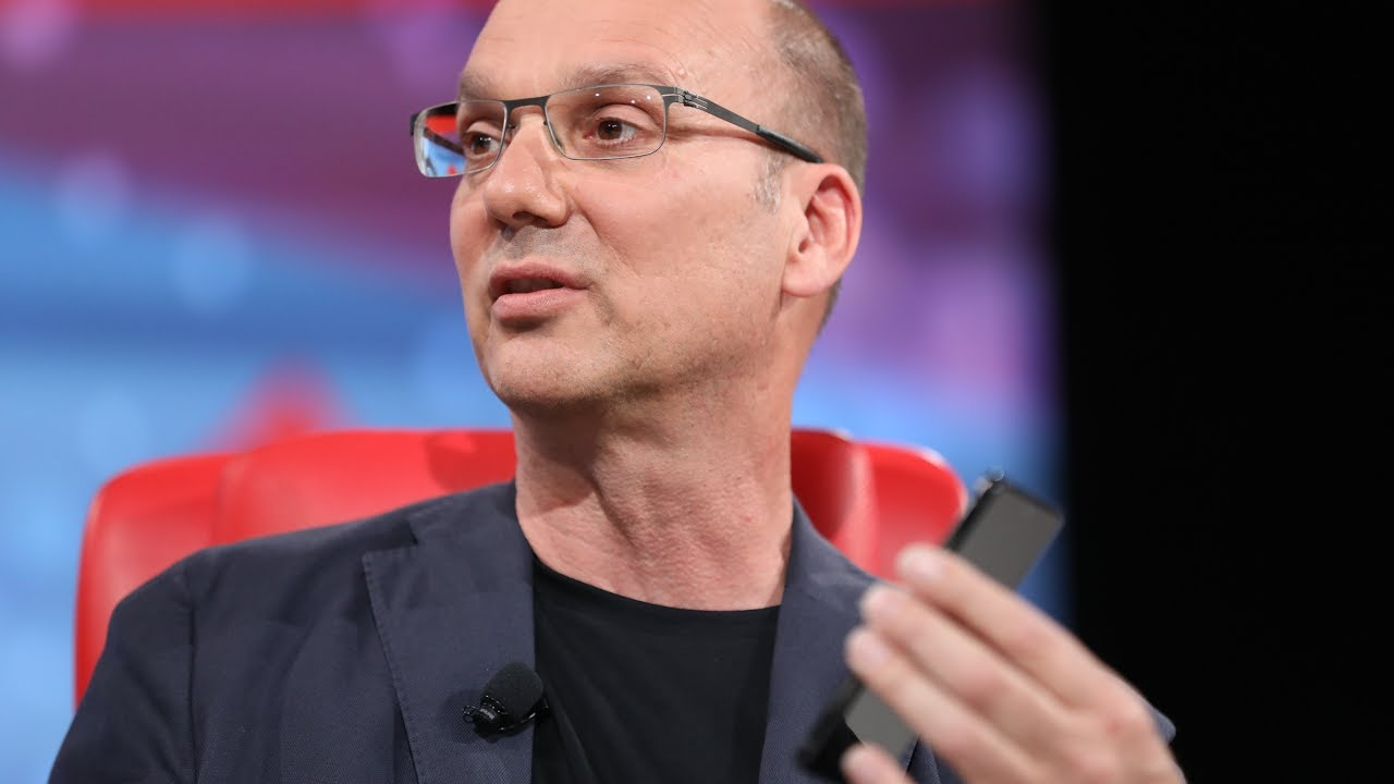 Android creator Andy Rubin launches Essential Phone
